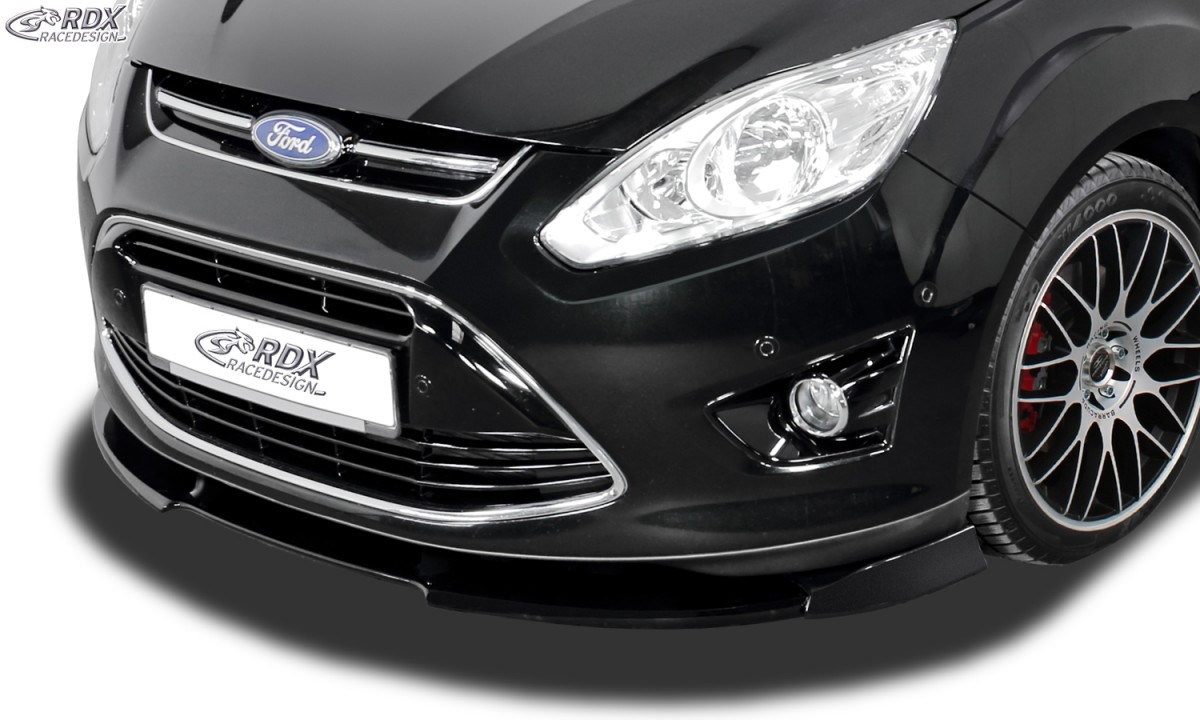 RDX Frontspoiler VARIO-X FORD C-Max Typ DXA / Grand C-Max Typ DXA Frontlippe Front Ansatz Vorne Spoilerlippe