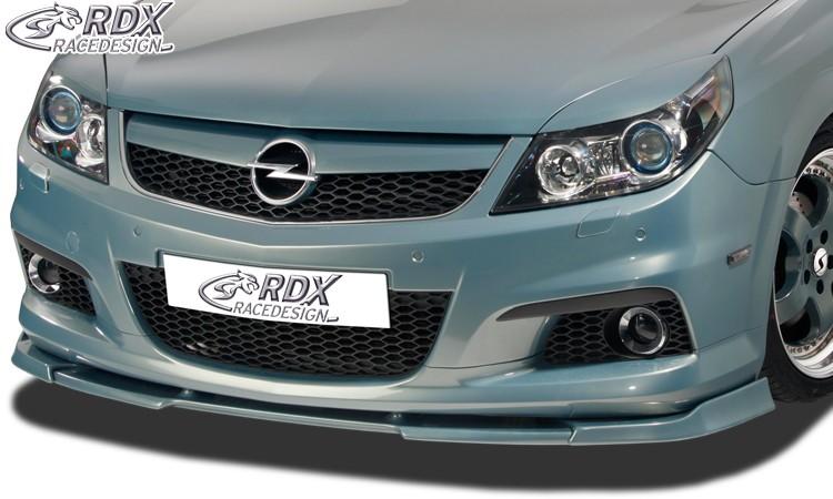 RDX Frontspoiler VARIO-X OPEL Vectra C & Signum 2006+ OPC (Passend an OPC bzw. Fahrzeuge mit OPC Frontstoßstange) Frontlippe Front Ansatz Vorne Spoilerlippe