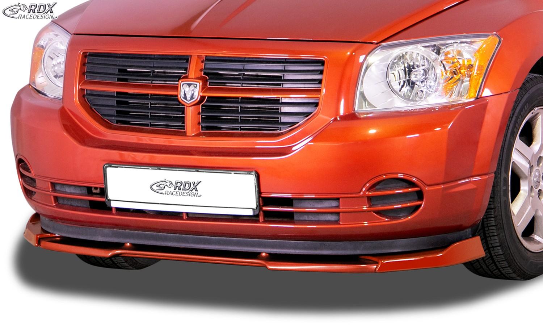 RDX Frontspoiler VARIO-X für DODGE Caliber Frontlippe Front Ansatz Vorne Spoilerlippe