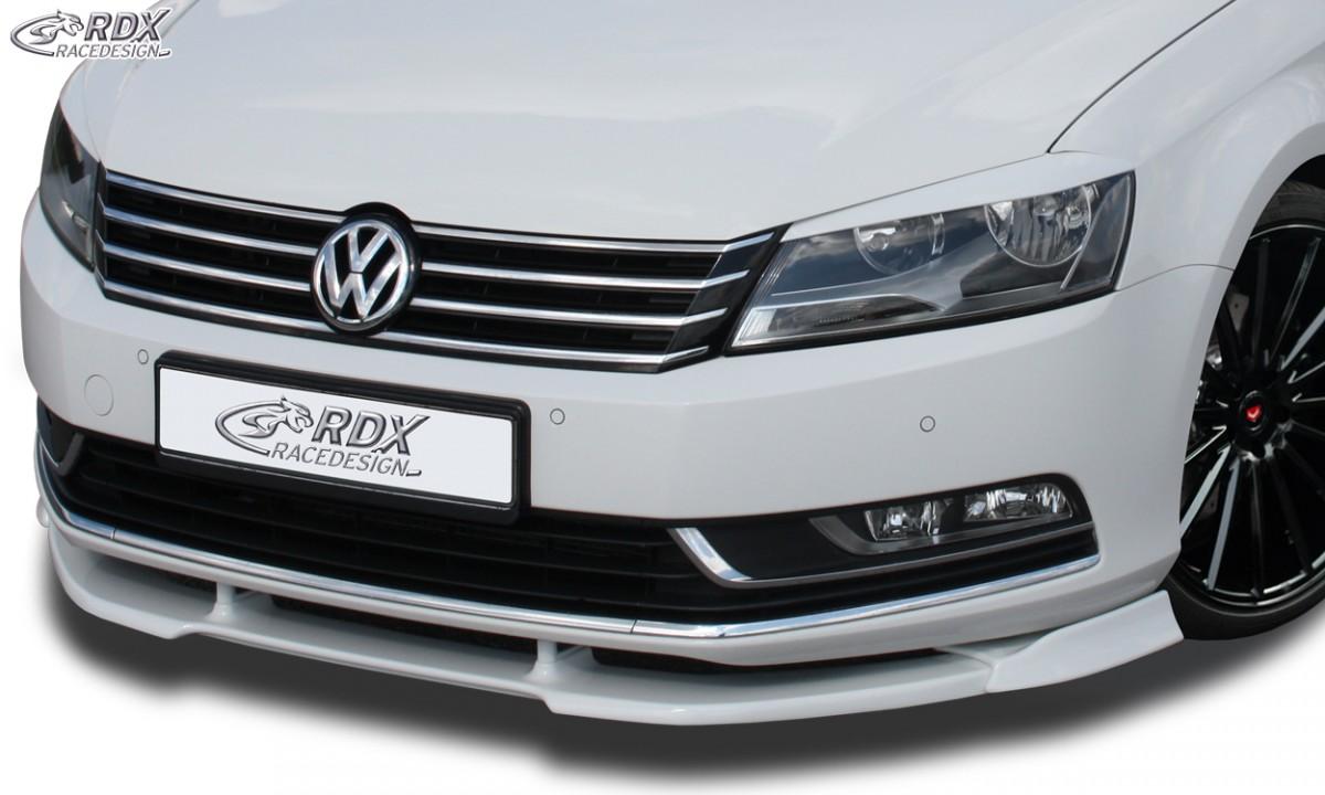 Rdx Front Spoiler Vario X Vw Passat B7 3c