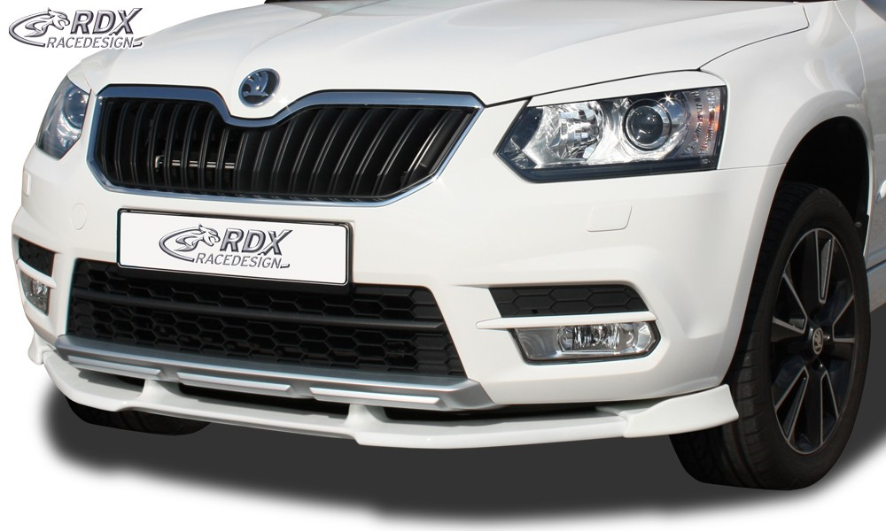 RDX Frontspoiler VARIO-X SKODA Yeti 2014+ Frontlippe Front Ansatz Vorne Spoilerlippe