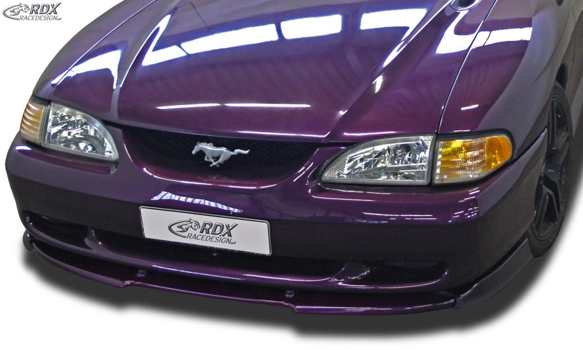 RDX Front Spoiler VARIO-X FORD Mustang IV 1994-1998 Front Lip Splitter