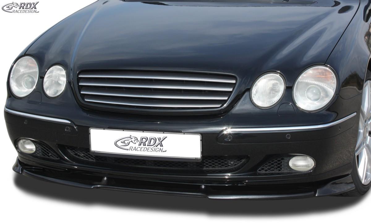 RDX Frontspoiler VARIO-X MERCEDES CL-Klasse C215 -2002 Frontlippe Front Ansatz Vorne Spoilerlippe