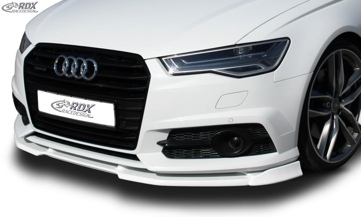 RDX Frontspoiler VARIO-X AUDI A6 4G C7 S-Line / S6 2014+