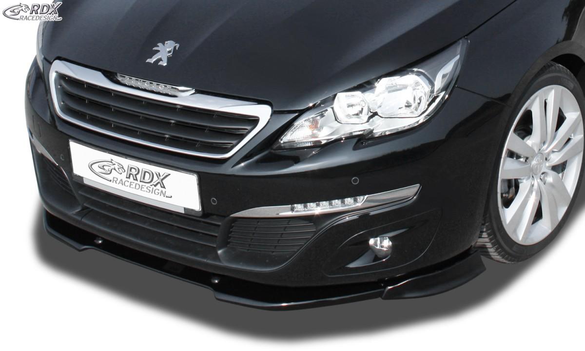RDX Frontspoiler VARIO-X PEUGEOT 308 (Typ L) 2013-2017
