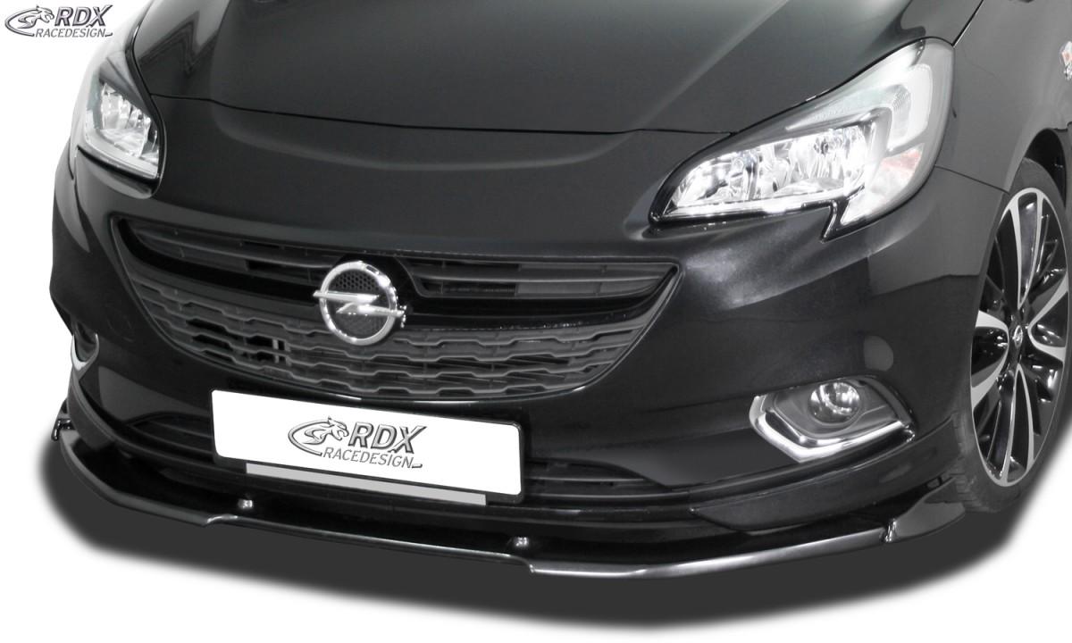 RDX Frontspoiler VARIO-X OPEL Corsa E OPC-Line