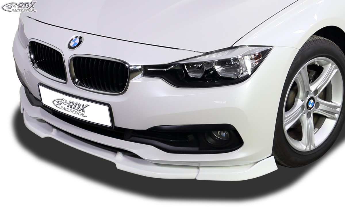 rdx front spoiler vario x bmw 3 series f30 2015. Black Bedroom Furniture Sets. Home Design Ideas