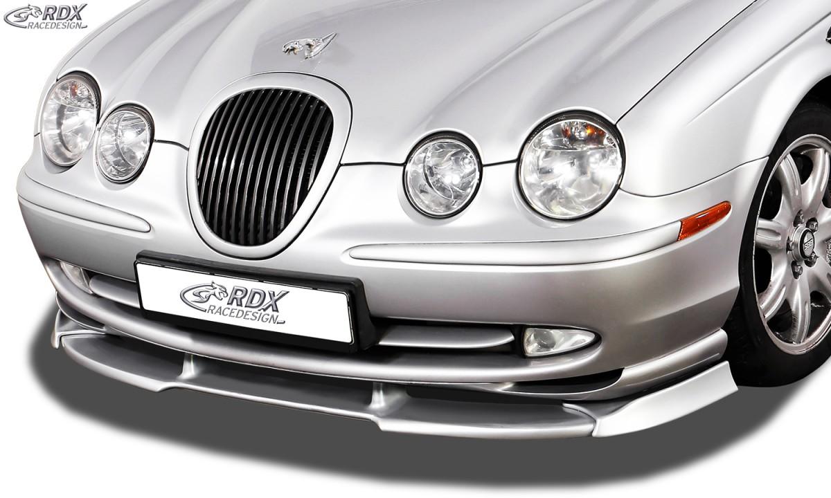 RDX Frontspoiler VARIO-X für JAGUAR S-Type 1999-2004 Frontlippe Front Ansatz Vorne Spoilerlippe