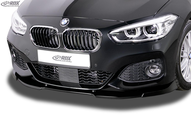RDX Frontspoiler VARIO-X für BMW 1er F20 / F21 M-Sport & M140 2015+ Frontlippe Front Ansatz Vorne Spoilerlippe