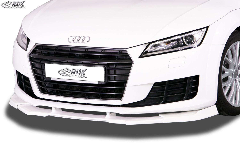 RDX Front Spoiler VARIO-X for AUDI TT (FV/8S) -2018 Front Lip Splitter