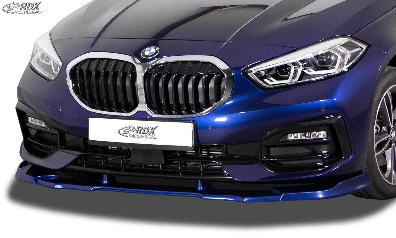 RDX Frontspoiler VARIO-X für BMW 1er F40 Frontlippe Front Ansatz Vorne Spoilerlippe