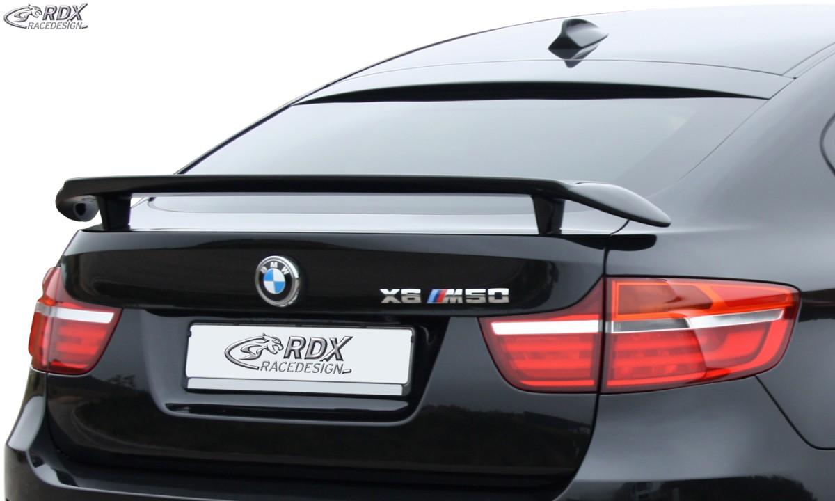 RDX Heckspoiler BMW X6 E71 Heckflügel Spoiler