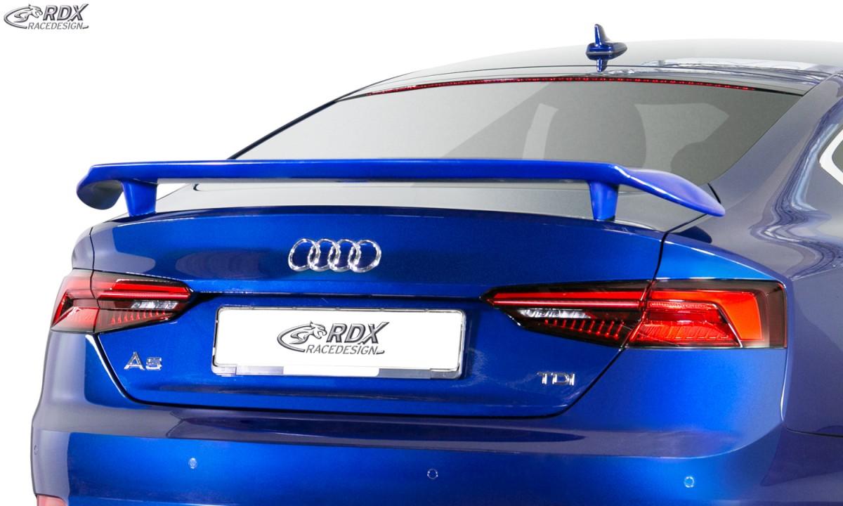RDX Heckspoiler AUDI A5 (F5) (Coupe + Cabrio + Sportback) Heckflügel Spoiler