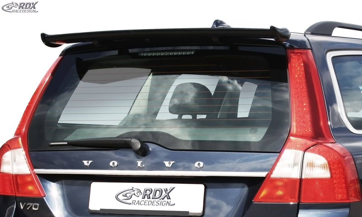 RDX Heckspoiler VOLVO V70 2007-2013 Dachspoiler Spoiler