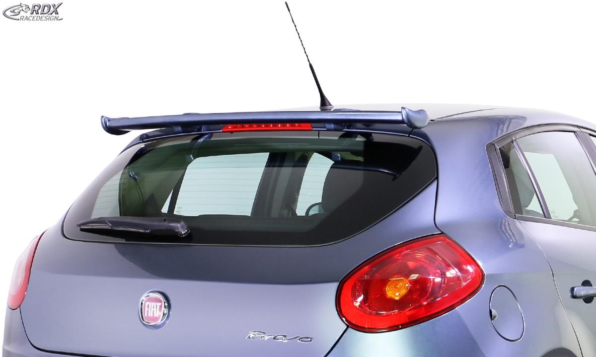 RDX Heckspoiler für FIAT Bravo (198) 2007-2014 Dachspoiler Heckflügel Dach Heck Spoiler Flügel