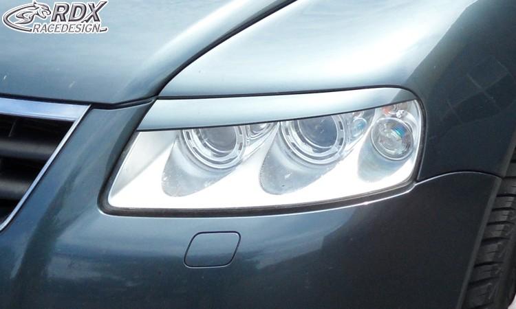 RDX Scheinwerferblenden für VW Touareg -2006 Böser Blick