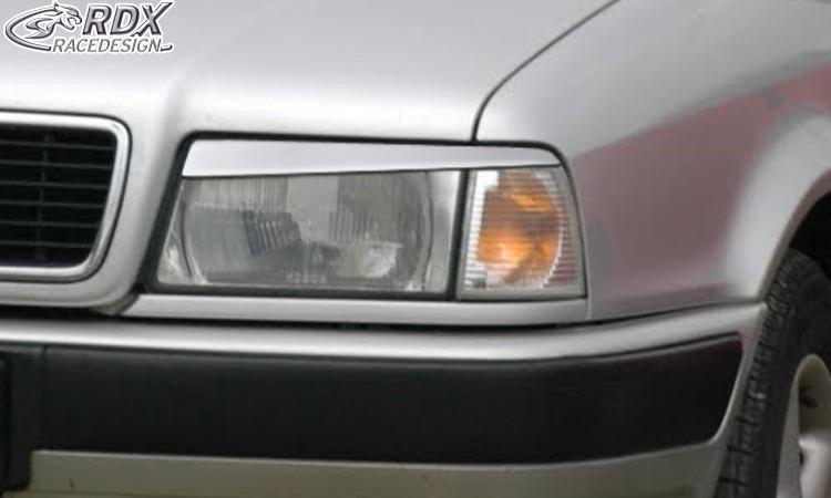 RDX Scheinwerferblenden Audi 80 B4 Böser Blick