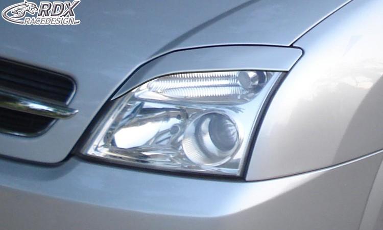 RDX Scheinwerferblenden für OPEL Vectra C / Signum bis Facelift Böser Blick