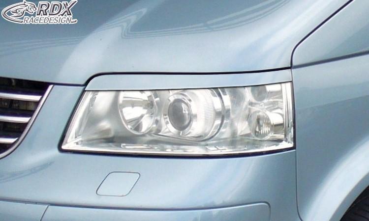 RDX Scheinwerferblenden VW T5 -2009 Böser Blick
