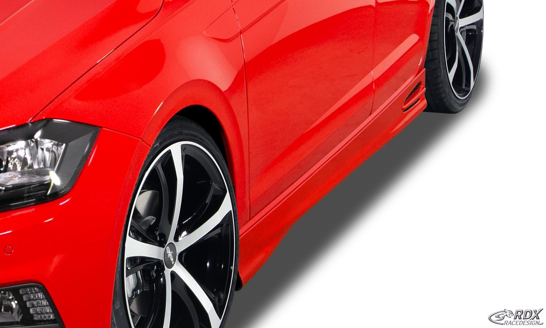 """RDX Seitenschweller für VW Polo 2G """"GT4"""""""