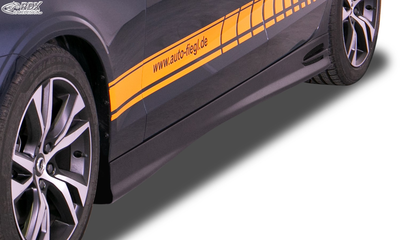 """RDX Seitenschweller VOLVO V60 / S60 2018+ """"GT4"""""""