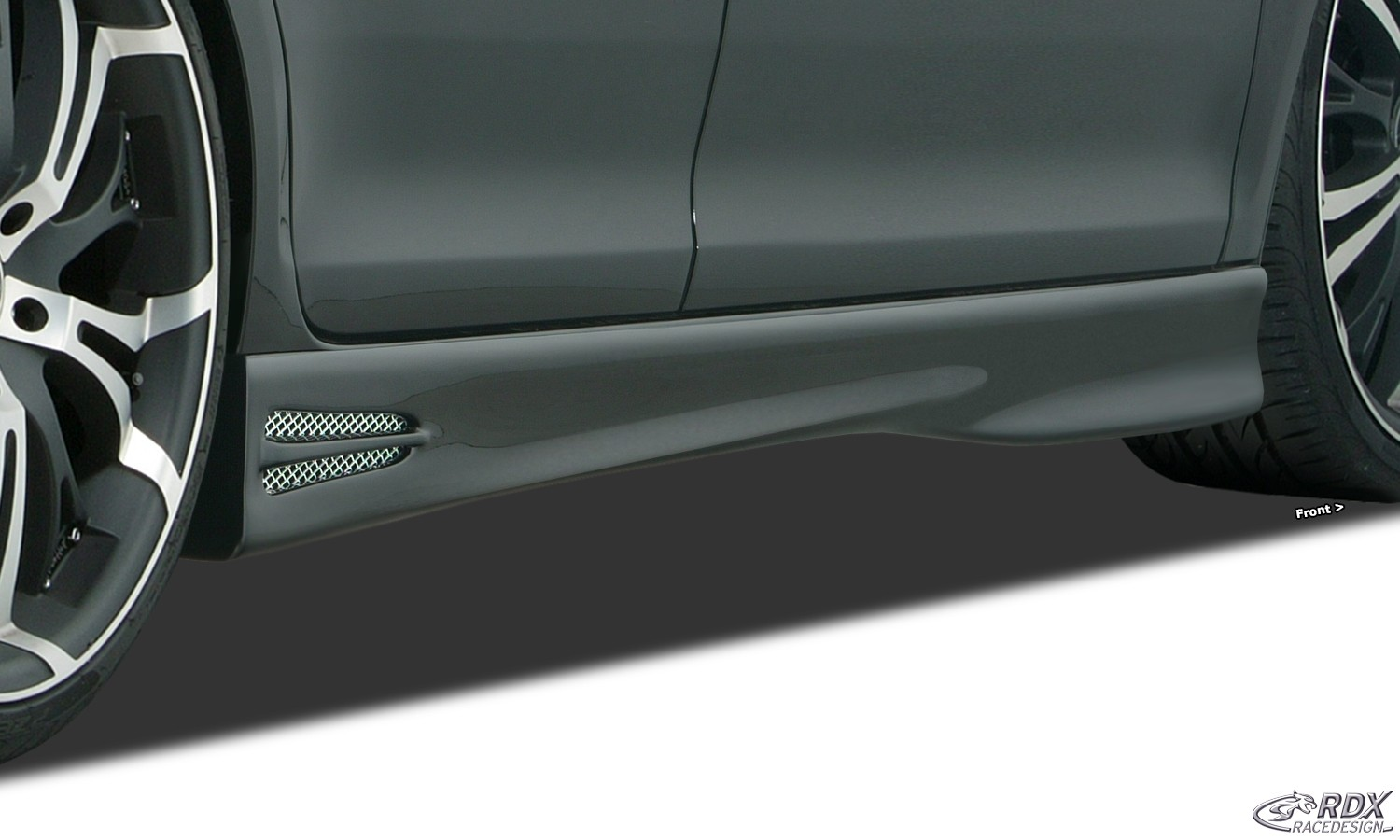 """RDX Sideskirts for OPEL Combo Life & Cargo 2018+ """"GT4"""""""