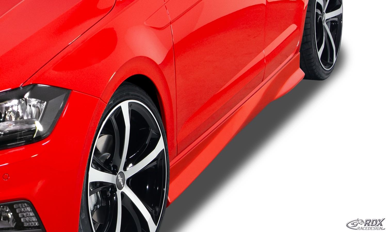 """RDX Seitenschweller für VW Polo 2G """"Turbo"""""""