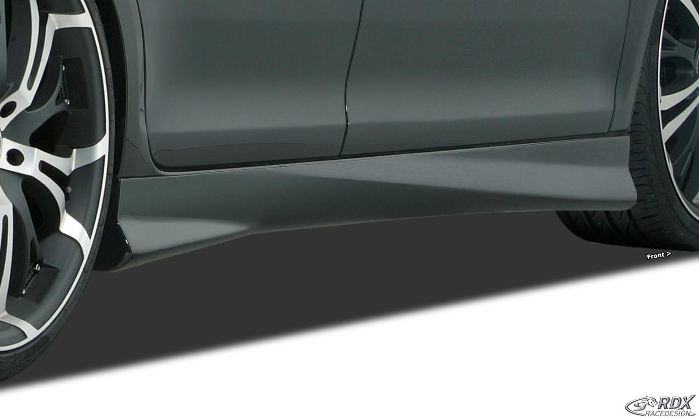 """RDX Seitenschweller VOLVO V60 / S60 2018+ """"Turbo"""""""