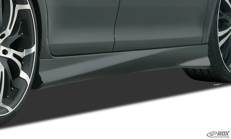 """RDX Sideskirts for CITROEN C1 2014+ """"Turbo-R"""""""