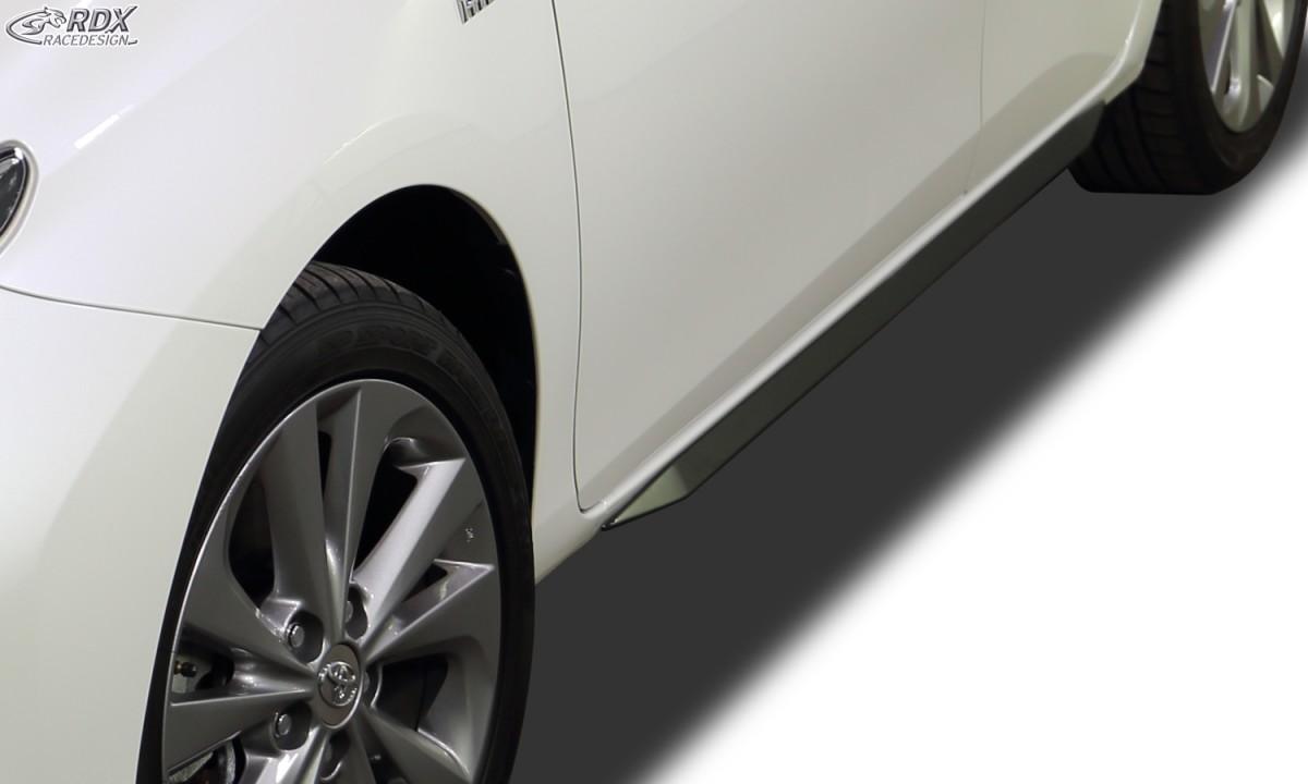 "RDX Seitenschweller TOYOTA Auris E180 -2015 ""Slim"