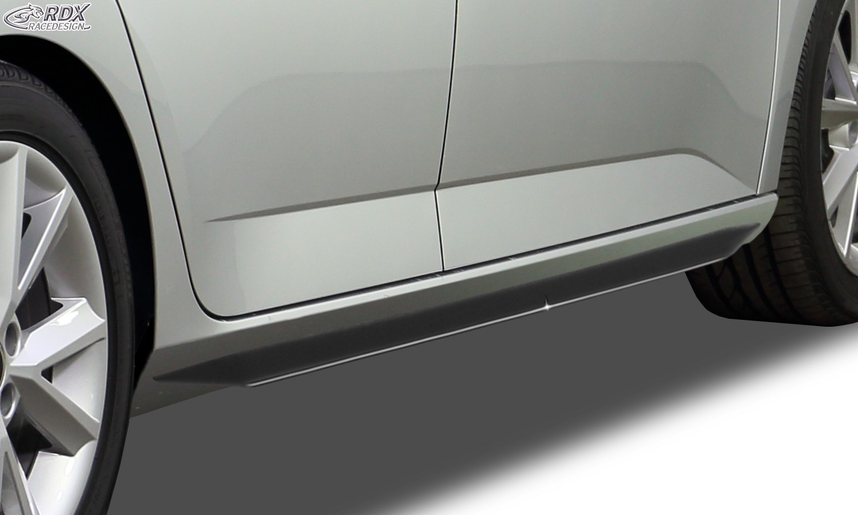 """RDX Seitenschweller für AUDI A7 2010-2018 (auch S-Line) """"Slim"""""""