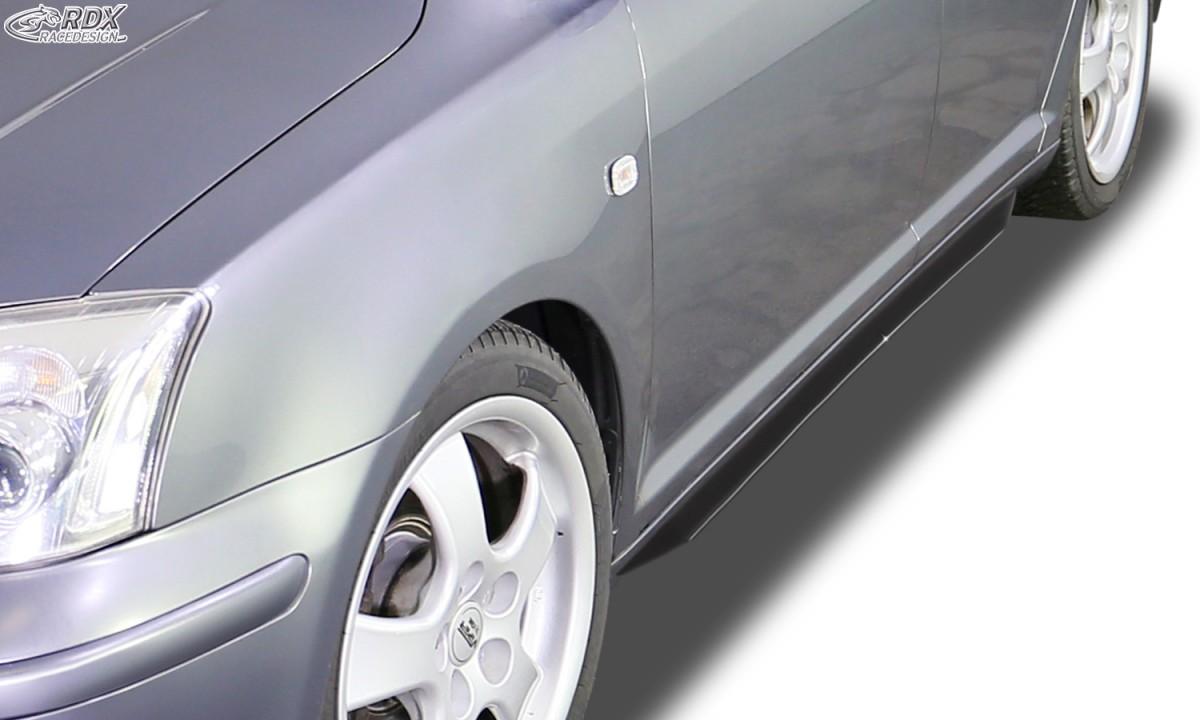 """RDX Seitenschweller TOYOTA Avensis (T25) 2003-2009 """"Slim"""""""