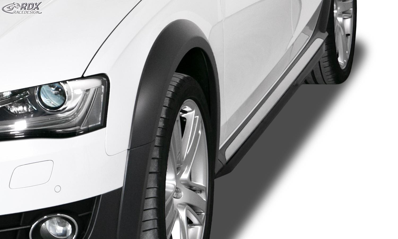 """RDX Seitenschweller für AUDI A4 Allroad B8 """"Slim"""""""