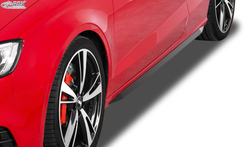 """RDX Seitenschweller AUDI A3 8V7 Cabrio """"Slim"""""""