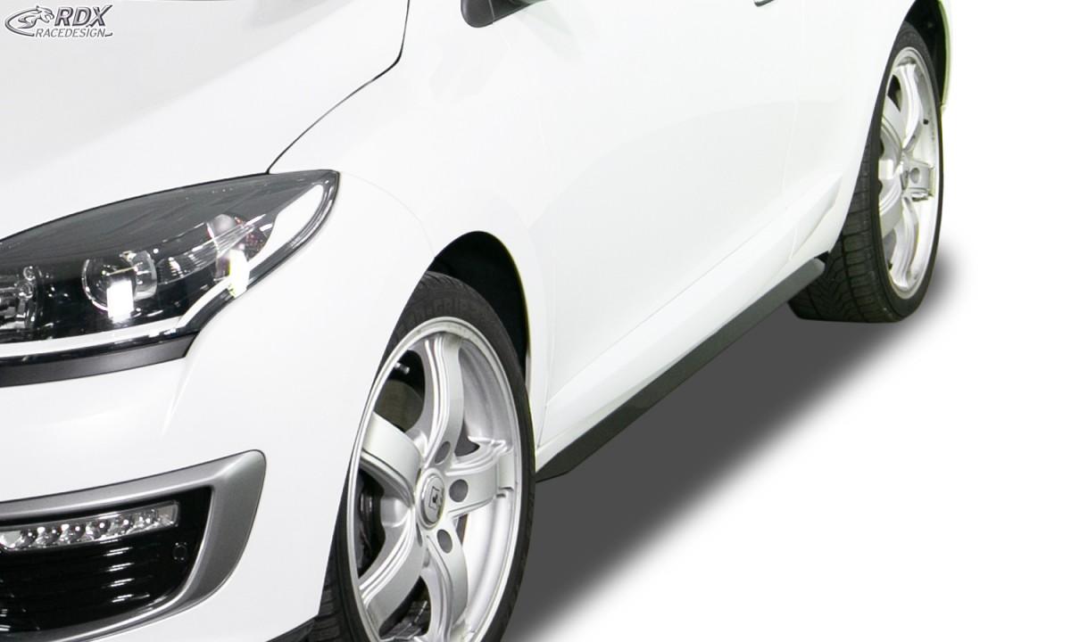"""RDX Seitenschweller RENAULT Megane 3 Coupe """"Slim"""