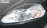 RDX Scheinwerferblenden Fiat Grande Punto, Punto Evo, Punto (199, 2005-2018) Böser Blick