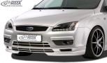 RDX Frontspoiler Ford Focus 2 Frontlippe Front Ansatz Spoilerlippe