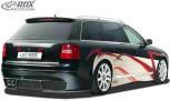 RDX Heckansatz Audi A6 4B C5 (bis 01) Avant / Kombi Heckschürze Heck