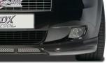 RDX Frontspoiler Fiat Grande Punto Frontlippe Front Ansatz Spoilerlippe