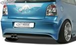 RDX Heckansatz VW Polo 9N Heckschürze Heck