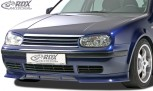 RDX Frontspoiler VW Golf 4 Frontlippe Front Ansatz Spoilerlippe