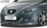RDX Frontspoiler Seat Leon 1P (bis 2009) Frontlippe Front Ansatz Spoilerlippe