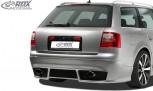 RDX Heckansatz Audi A6 4B C5 Facelift (ab 01) Avant / Kombi Heckschürze Heck