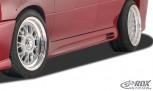 """RDX Seitenschweller Opel Astra F """"GT-Race"""""""