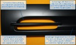 "RDX Seitenschweller Seat Cordoba 6L ""GT-Race"""