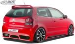 """RDX Seitenschweller VW Polo 9N """"GT-Race"""""""