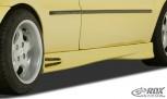 """RDX Seitenschweller VW Polo 6N (tiefe Version) """"GT4"""""""