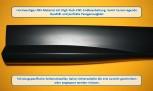"""RDX Seitenschweller für BMW E34 """"Turbo"""""""