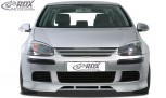 "RDX Frontspoiler VW Golf 5 ""GTI-Look"" Frontlippe Front Ansatz Spoilerlippe"