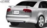 RDX Heckspoiler für AUDI A4 B7 Limousine Heckflügel Spoiler